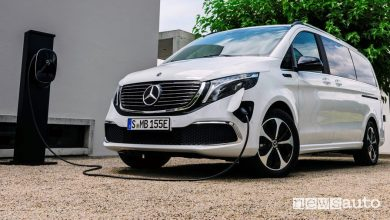 Photo of Mercedes EQV, il monovolume elettrico da 8 posti