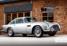 Photo of Auto del cinema, quella di James Bond battuta all'asta ad prezzo record!