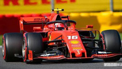 Photo of Qualifiche F1 Gp Belgio 2019, la griglia di partenza