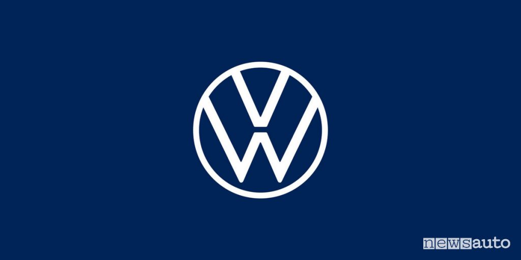 Nuovo Logo Volkswagen 2019