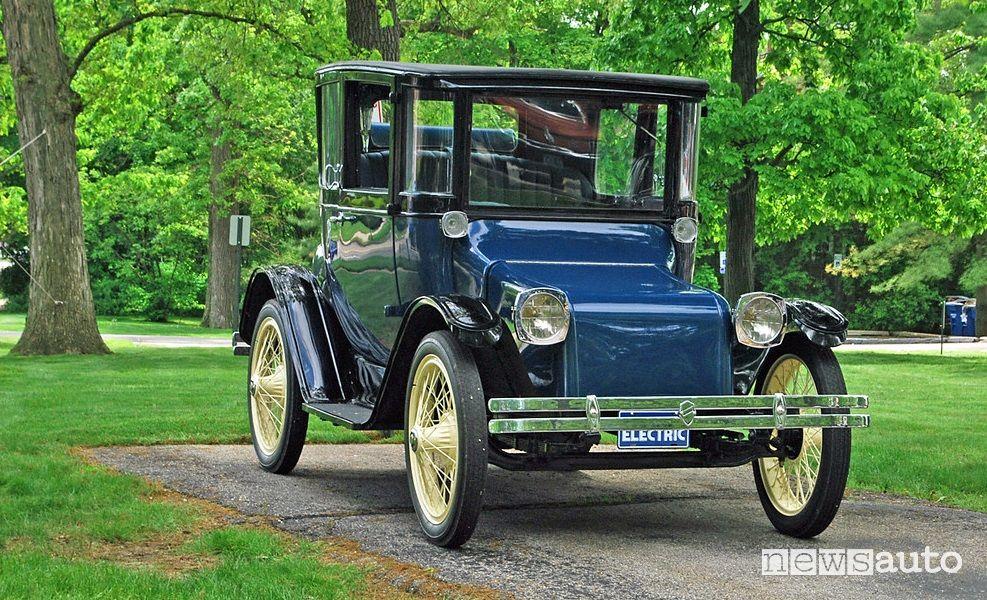 Detroit Electric Model 95