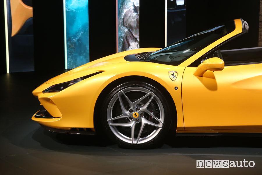 Cerchi in lega Ferrari F8 Spider