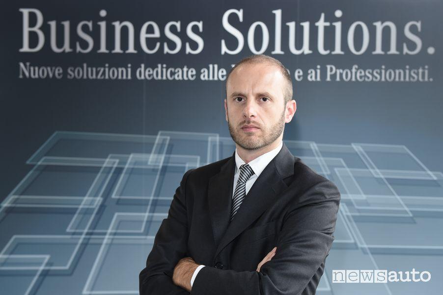 Massimiliano Luigi Gardoni, Responsabile Usato Mercedes-Benz Italia