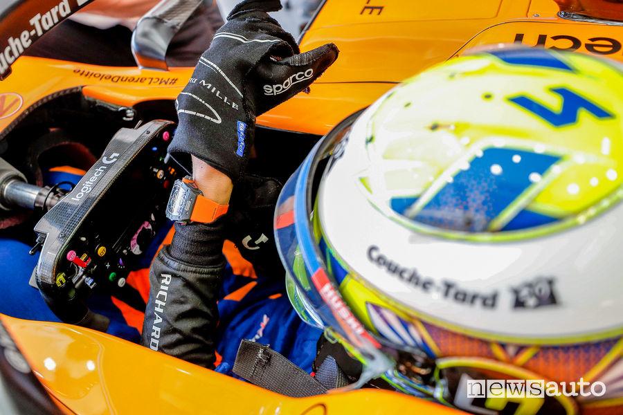 Lando Norris pilota McLaren F1 2019