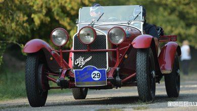 Gp Nuvolari 2019 gara di regolarità per auto storiche