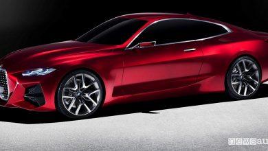 Photo of BMW Serie 4, anteprima della nuova generazione dalle forme della Concept 4