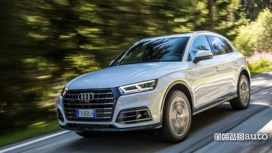 Photo of Audi Q5 55 TFSI e quattro, prova del nuovo SUV ibrido plug-in