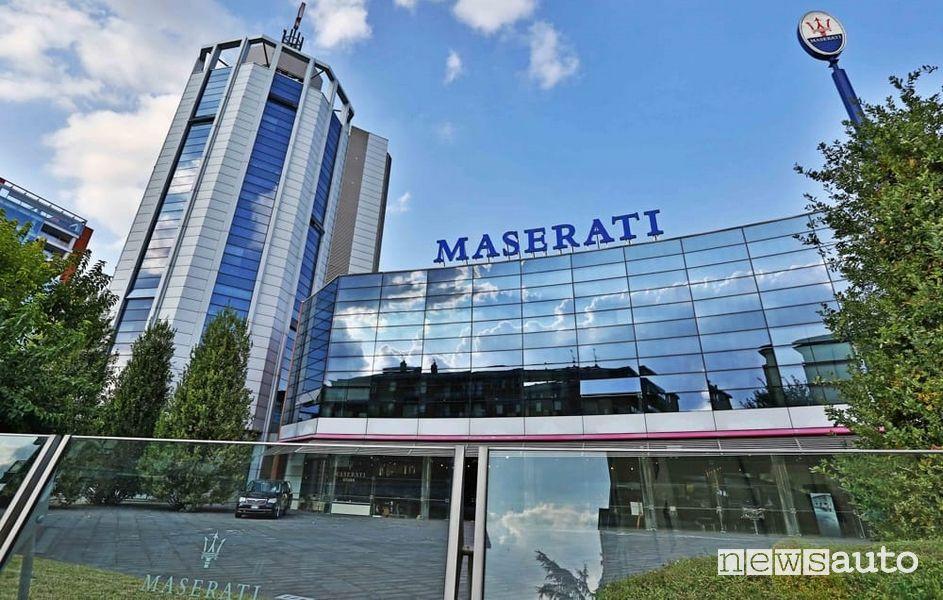 Sede Maserati a Modena