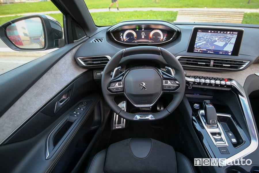 Volante, i-Cockpit Peugeot 3008 Anniversary cambio automatico