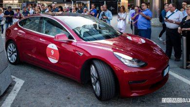 Photo of 1000 Miglia Green 2019, vittoria per la Tesla Model 3 Performance