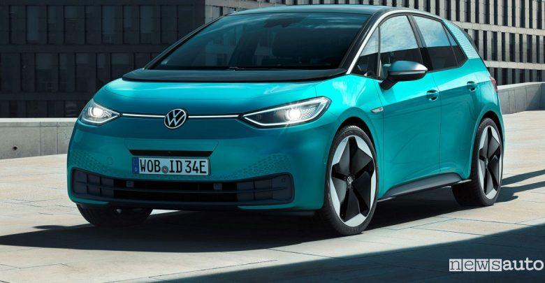 Volkswagen ID.3 1ST elettrica