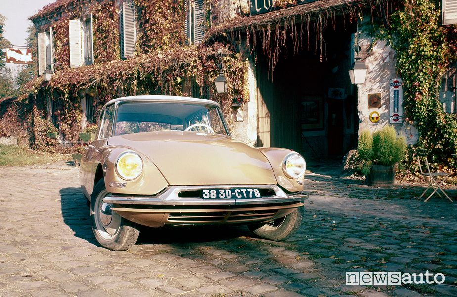 Citroën ID19 Confort 1961