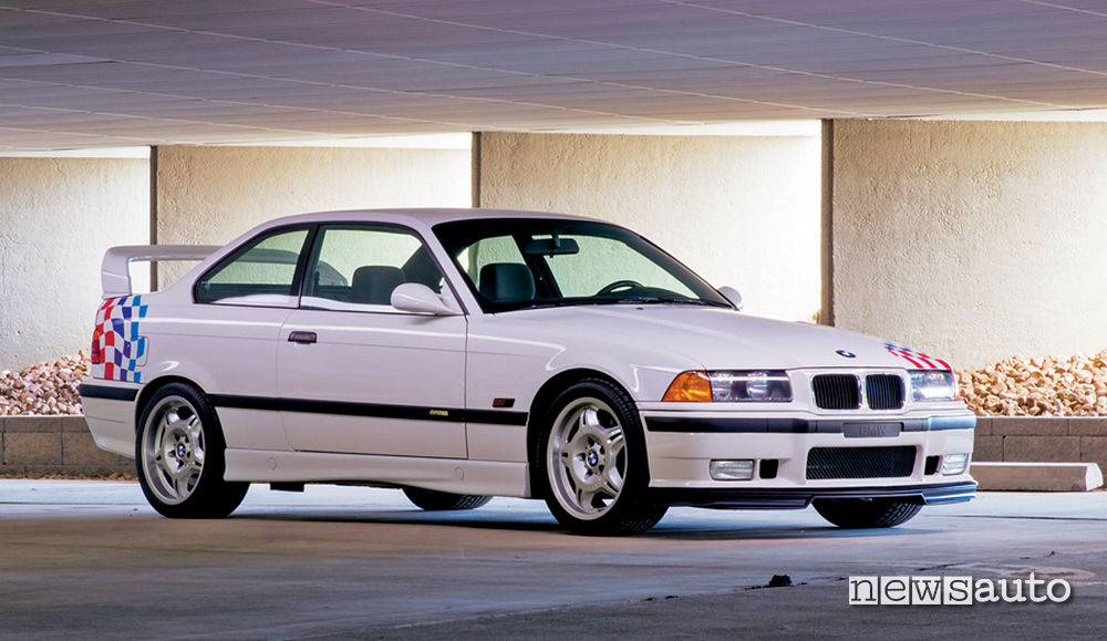bmw e36 lightweight collezione Paul Walker