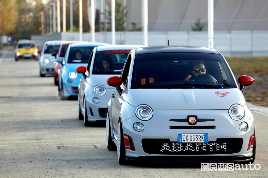 Abarth Day 2019 al MIND di Milano
