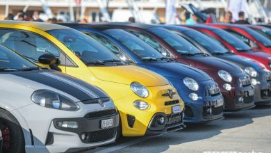Photo of Abarth Days 2019, record di auto partecipanti