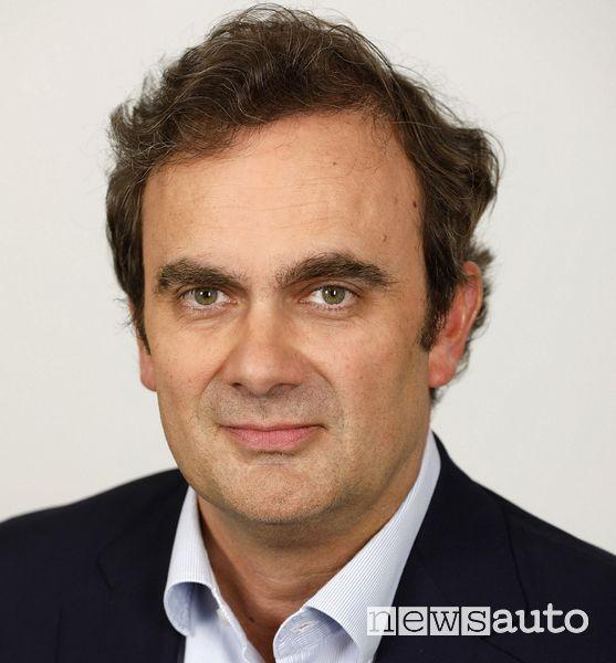 Arnaud Molinié Direttore Generale di Renault M.A.I.