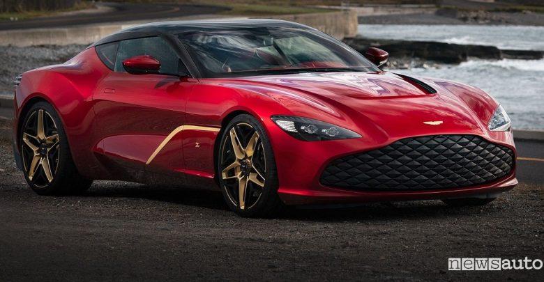 Aston Martin DBS GT Zagato Centenary Specification