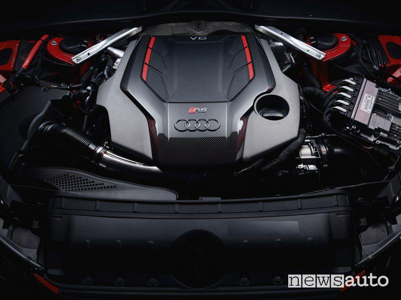Motore V6 2.9 TFSI Audi RS4 Avant