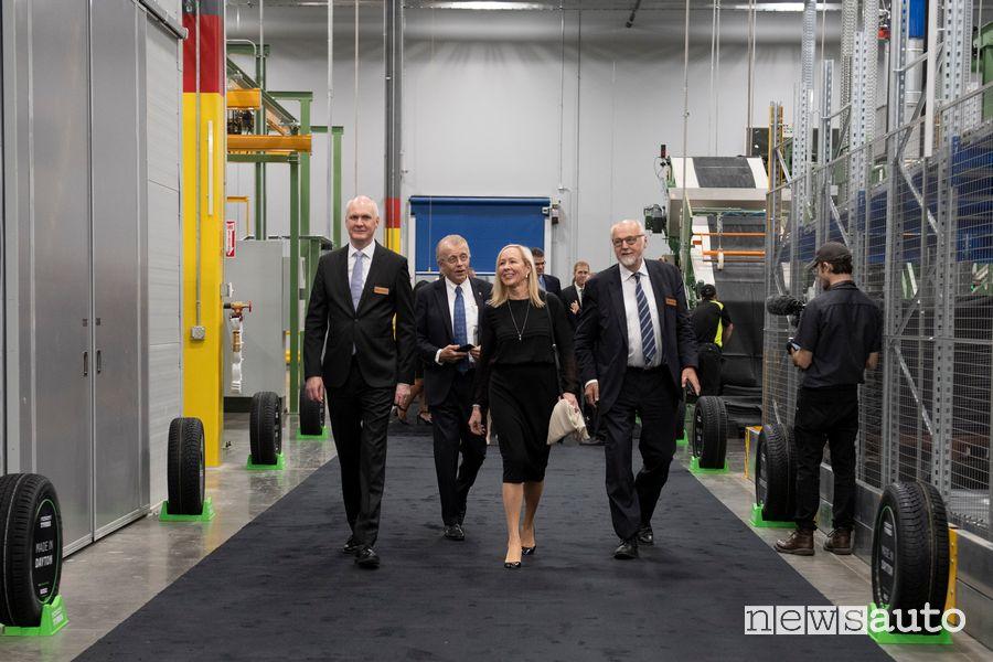 Hille Korhonen Presidente e CEO di Nokian Tyres
