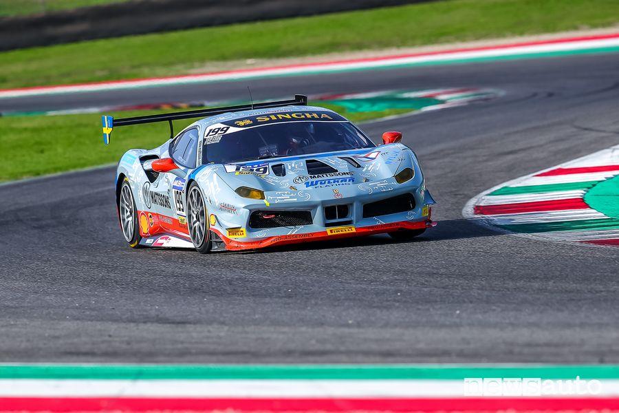 Ferrari 488 Challenge n. 199 Finali Mondiali Ferrari Mugello 2019