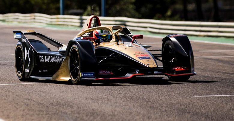 Livrea nera e oro DS E-Tense 2020 Formula E 2020