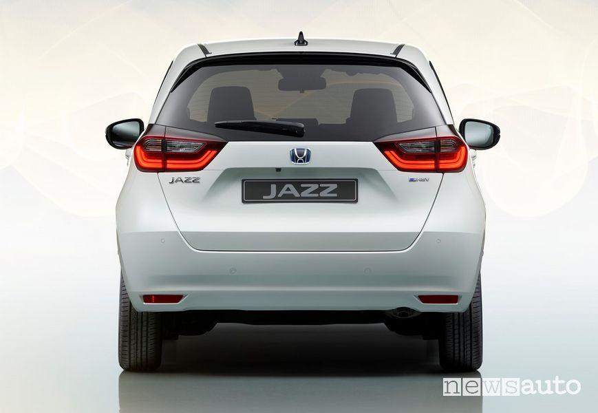 Portellone posteriore Honda Jazz