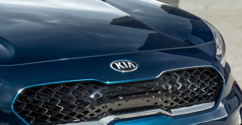 Mascherina anteriore Kia Niro Hybrid