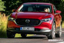 Photo of Mazda CX-30 MHEV, nuovo motore Skyactiv-G 150 CV