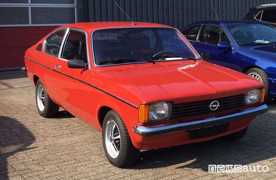Opel Kadett C Coupè 1978