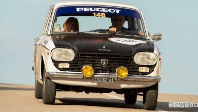 Targa Florio Classica 2019 Peugeot 204