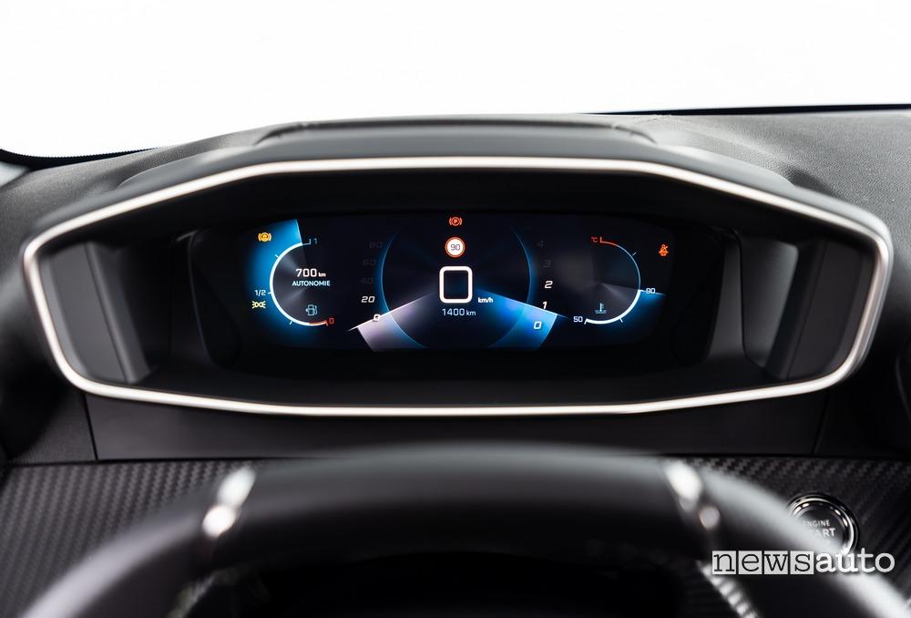 i-Cockpit 3D Peugeot 208 2019