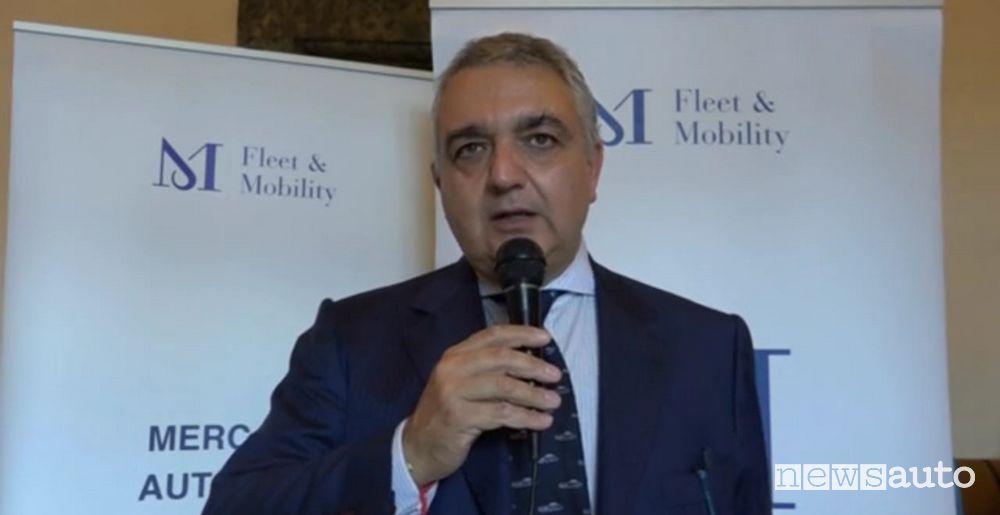 Pier Luigi del Viscovo, Direttore del Centro Studi Fleet&Mobility