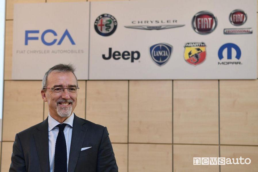 Pietro Gorlier, COO della Regione EMEA di FCA