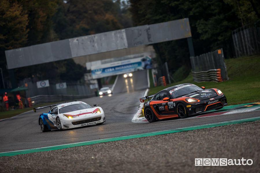 Porsche GT4 Campionato Italiano Gran Turismo Sprint Monza 2019