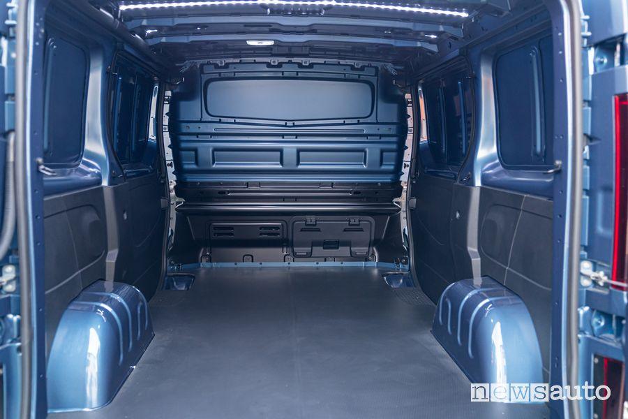 Vano di carico Renault Master 2020