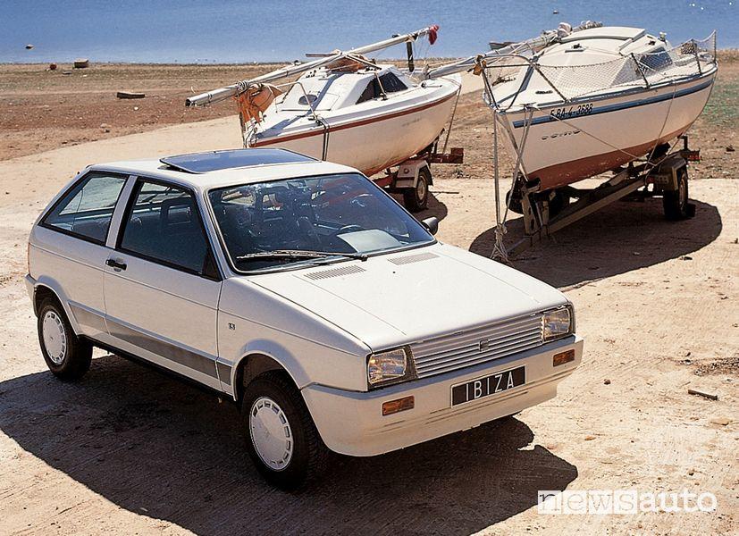 Seat Ibiza prima serie 1984