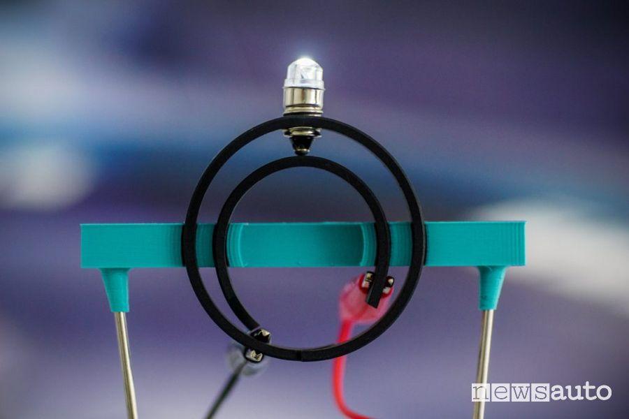 Elastometro conduttivo la nuova guarnizione è un'ottimo conduttore di corrrente.