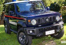 Photo of Suzuki Jimny, ai Carabinieri 10 nuovi fuoristrada 4×4