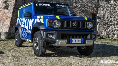 Photo of Trazione integrale Suzuki, protagonista al 4×4 Fest di Carrara