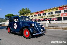 Photo of Targa Florio Classica 2019, vittoria per una Fiat 508 C del 1937 [classifica e foto]