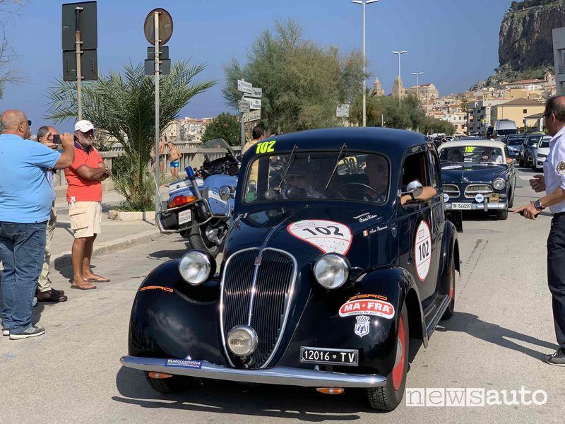 Fiat 508C 1937 Targa Florio Classica 2019