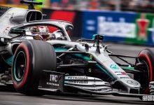 F1 Gp Messico 2019, vittoria Mercedes con Hamilton