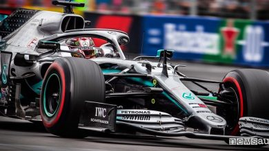 Photo of F1 Gp Messico 2019, vittoria Mercedes con Hamilton [foto classifiche]