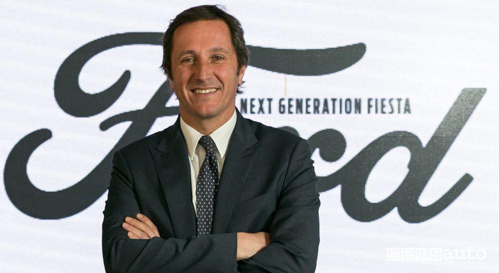 Fabrizio Faltoni, Presidente e AD Ford Italia