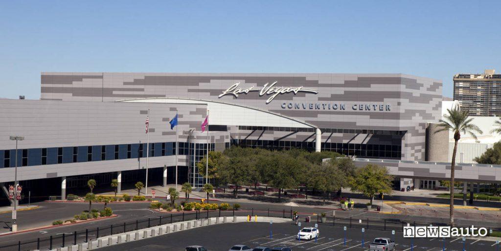 SEMA Show 2019 Las vegas convention center