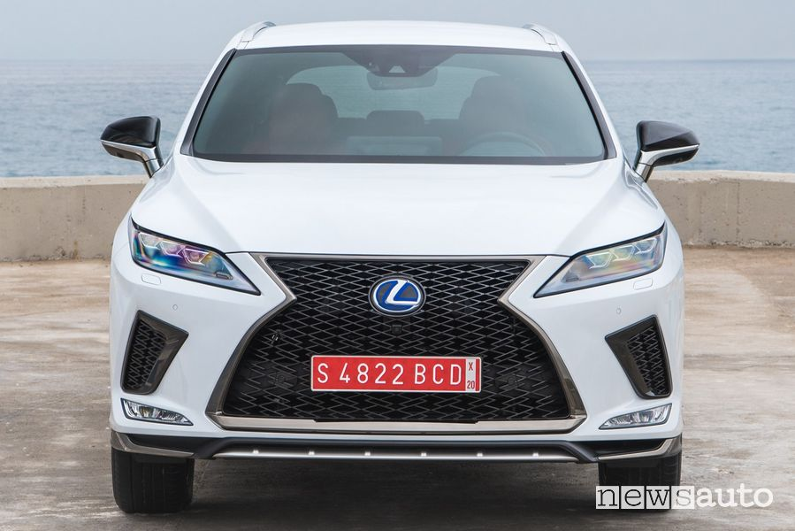 Fari anteriori Lexus RX 450h 2020