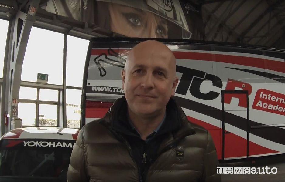 Mario Altoè, direttore del Circuito di Adria Raceway