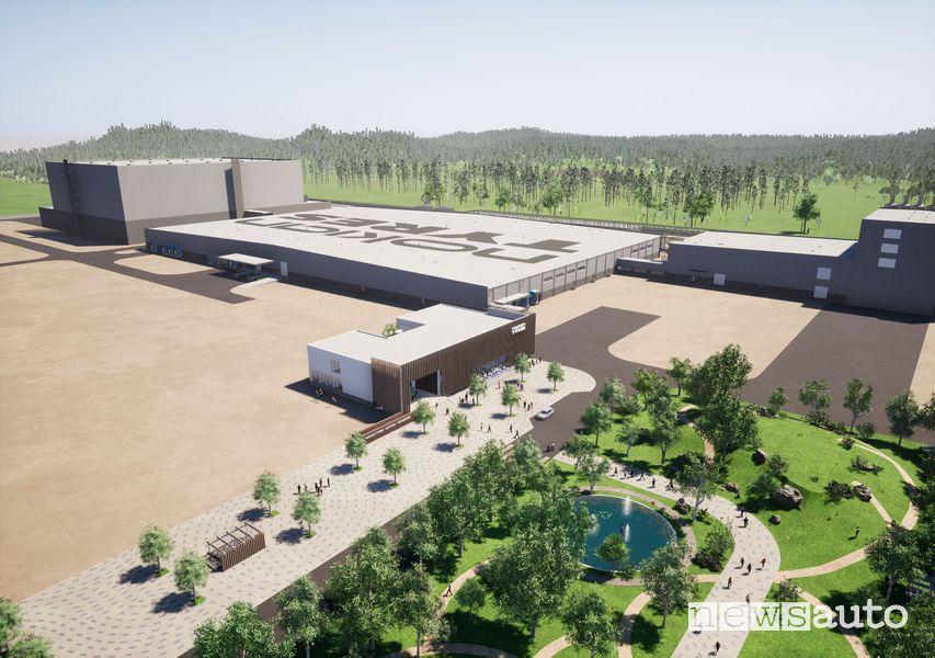 nuova fabbrica Nokian per il mercato nordamericano