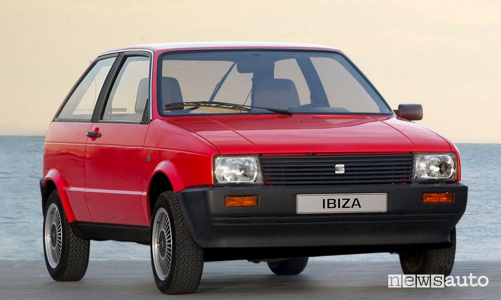 Seat Ibiza GLX del 1984