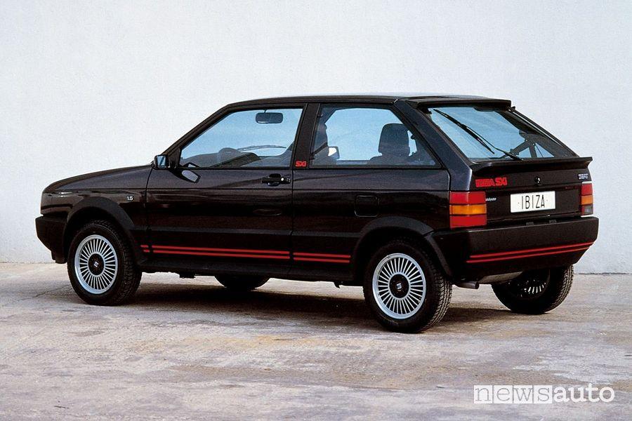 Seat Ibiza SXI 1988